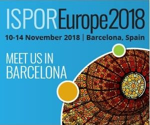 MEDVANCE team will be present at Barcelona ISPOR congress 2018 ! (10-14 November 2018)