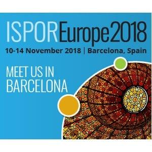 L'Equipe MEDVANCE sera présente au Congrès ISPOR Barcelone 2018 ! (10-14 Novembre 2018)
