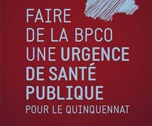 Matinale à l'assemblée nationale à l'occasion de la journée mondiale de la BPCO et du mois sans tabac