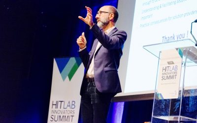 Presentation @ HITLAB Innovators Summit 2018
