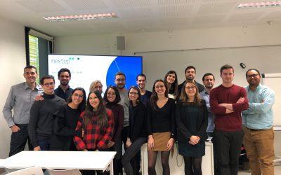 Février 2019 Nextep à l'ESCP Europe