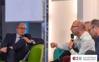 Nextep était présent au e-Health World congress à Monaco !