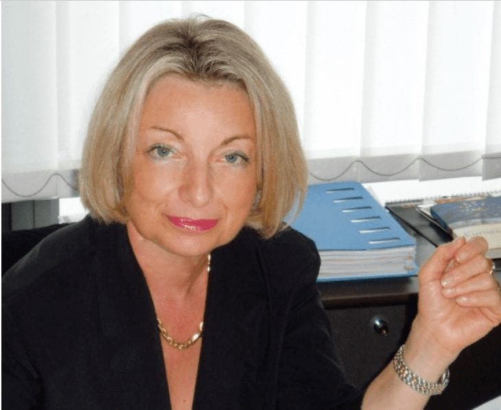 Nextep is pleased to announce Françoise Grossetête joining Nextep Advisory Board
